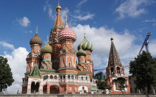 St. Petersburg – Moskau