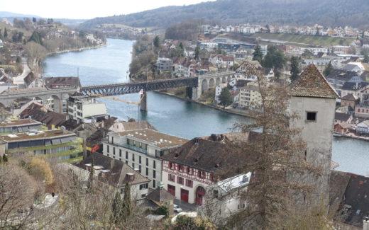 Im Laendle unterwegs – Schaffhausen, Rheinfall